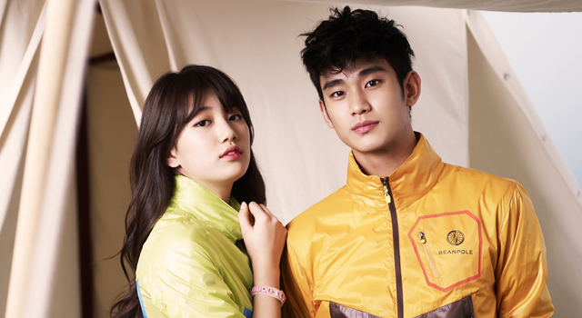 Bean Pole Outdoor Summer 2013 Campaign With Kim Soo Hyun Suzy Couch Kimchi