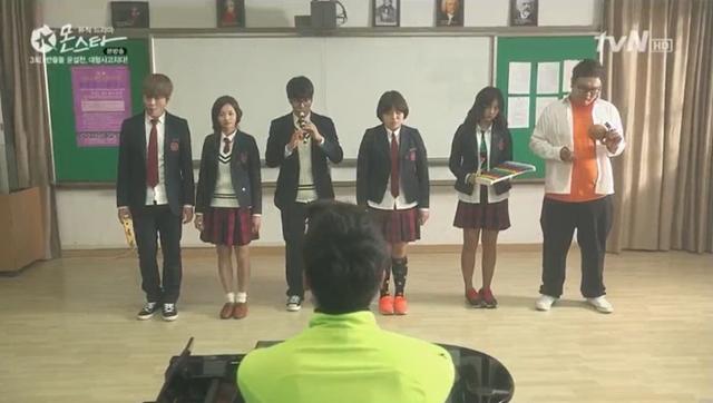 dating agency korean drama ep 3