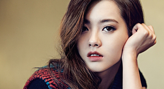 Go Ara For Vogue Girl Korea's October 2013 Issue | Couch ...