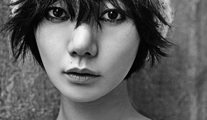 Bae Doo Na Becomes A Rock Musician For Vogue Korea's ...