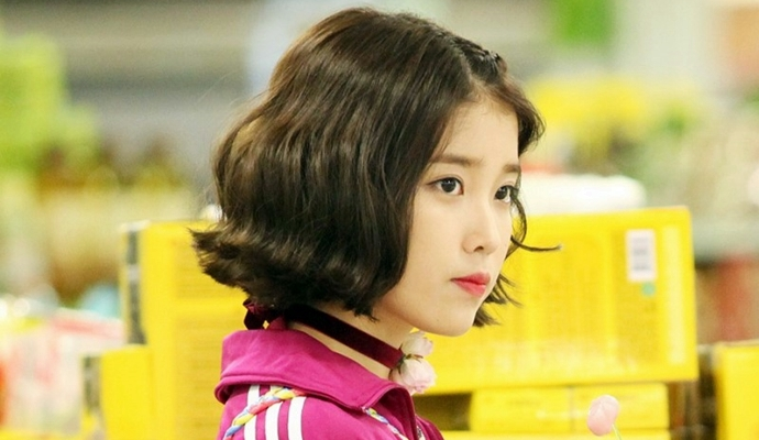 First Look At Iu In Pretty Boy Couch Kimchi