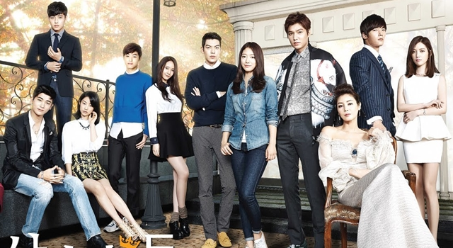 "Heirs"" Poster, Woo Bin Stills, BTS And Other Goodies To Tide"