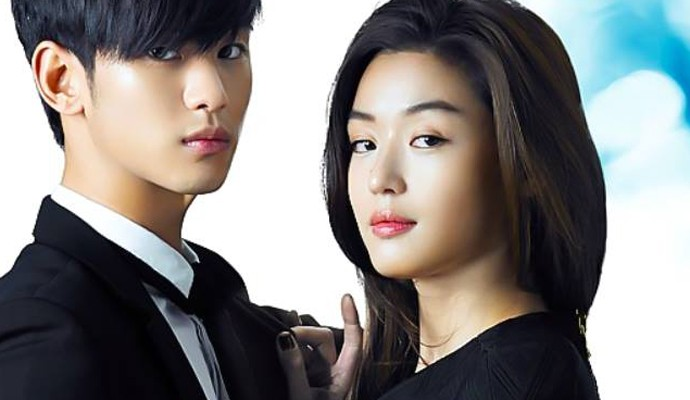"""""""You Came From The Stars"""" Official Posters 