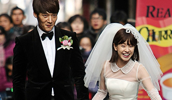 more bts photos of choi jin hyuk amp song ji hyo�s wedding