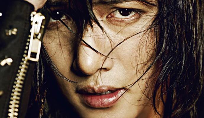 Ji Chang Wook Lets His Hair Down For Elle Korea