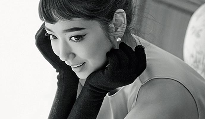 Park Shin Hye MARIE CLAIRE Dergisinin Mart Say�s�nda /// 19 �ubat 2014