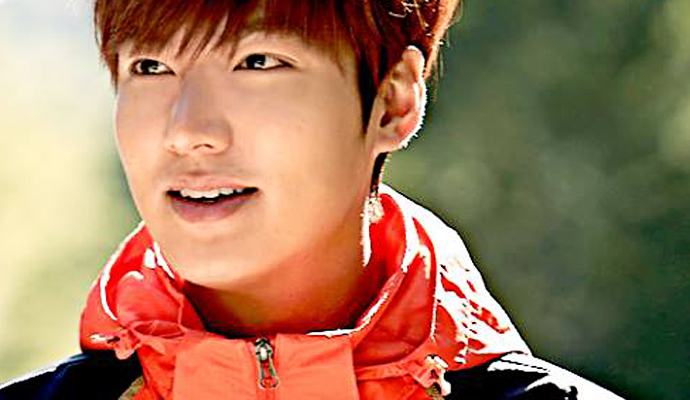 Lee Min Ho Can T Help But Smile For Eider S Ss2014 Ad