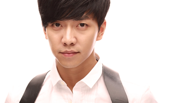 """Lee Seung Gi's Character Shot For """"You're All Surrounded ..."""