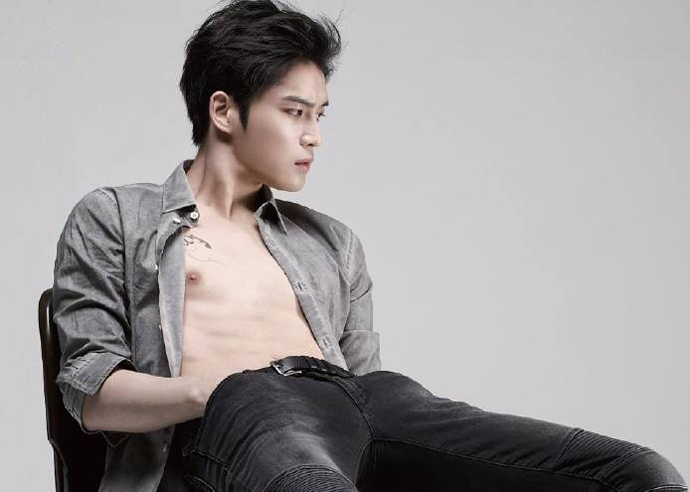 Triangle   s Jaejoong Covers  Star 1   s August 2014 IssueJaejoong 2014