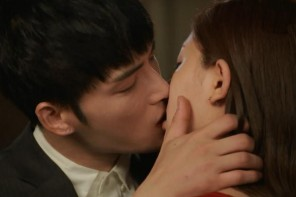 """Triangle"" Week 10 – Finally, A Kiss!"