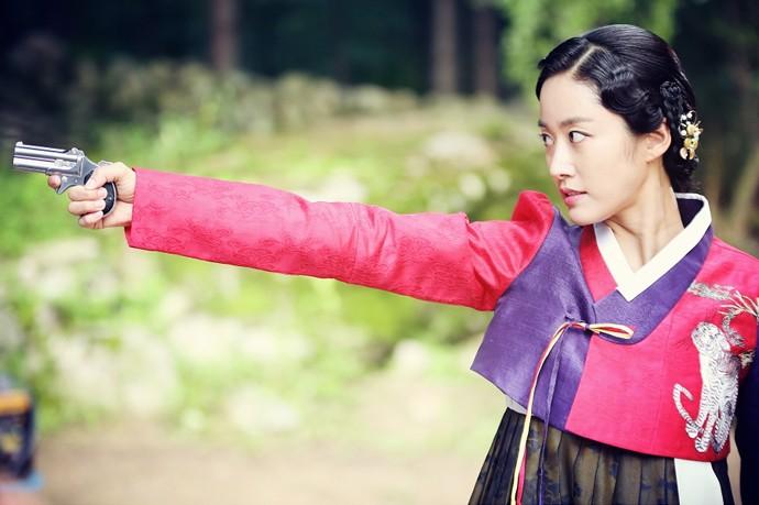 "Fear Of Driving >> ""Joseon Gunman"": Jeon Hye Bin Threatens Nam Sang Mi ..."