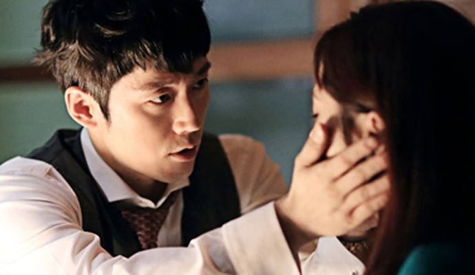 """""""Fated to Love You"""": Jang Hyuk & Jang Nara's Explosive ... Fated To Love You Kiss"""