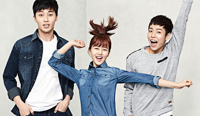 Park Seo Joon Kim So Hyun Lee Hyun Woo Are Stoked For The End Of