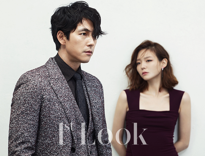 Jung Woo Sung Amp Esom Steam Up The Pages Of First Look