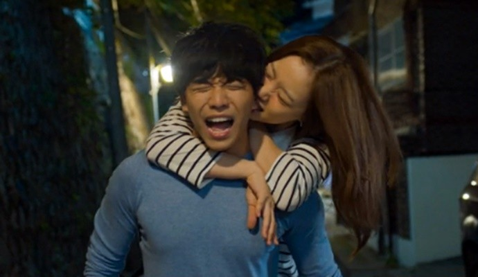 Cute Teaser For Lee Seung Gi & Moon Chae Wons Upcoming