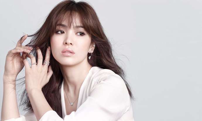 The Perpetually Flawless Song Hye Kyo In J.ESTINA S/S 2015 ...
