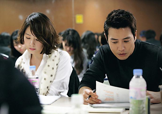 Kim Sun Ah Amp Joo Sang Wook Get Together With Fellow Cast