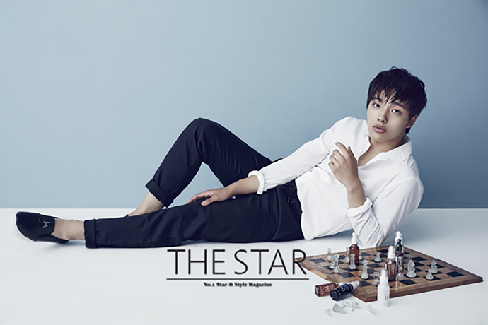 Yeo Jin Goo Covers The Star S June 2015 Issue Couch Kimchi