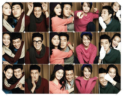 So ji sub dating shin min ah profile