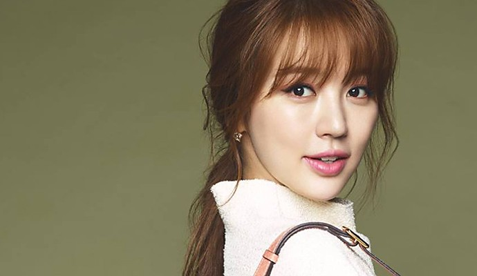 ... Yoon Eun Hye For Samantha Thavasa's F/W 2015 Campaign | Couch Kimchi