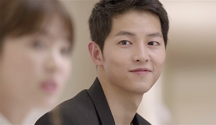 Song Joong Ki Charms Song Hye Kyo In Latest 50 Second