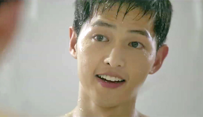Oh Heavens Song Joong Ki Is Absolutely Delectable In