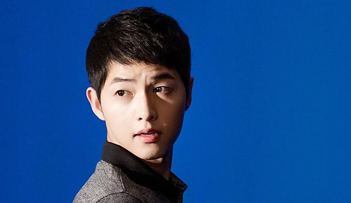 Song Joong Ki - Magazine cover