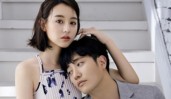 jin goo amp kim ji won spread their onscreen love into the