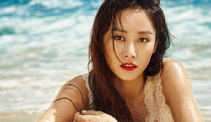 Pretty Jeon Hye Bin On The Beaches Of Bali Couch Kimchi
