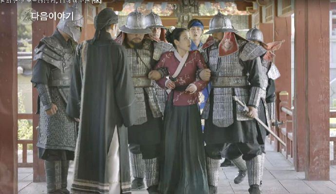 Moon Lovers: Scarlet Heart Ryeo Episode 11 Preview W/English