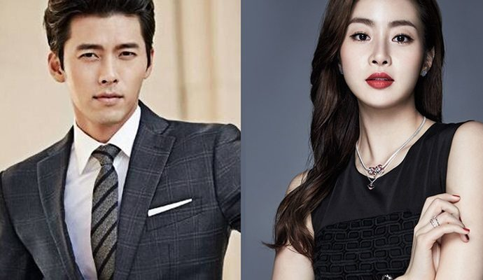 Actors Hyun Bin and Kang So Ra are Allegedly Dating [Now ...