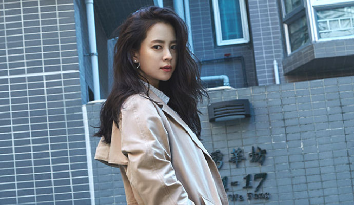 Song Ji Hyo In Hong Kong With January Singles Couch Kimchi