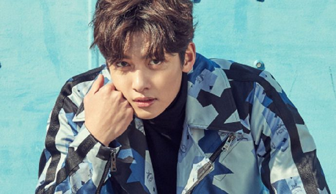 Ji Chang Wook For 2017 S MCM Fashion Collection