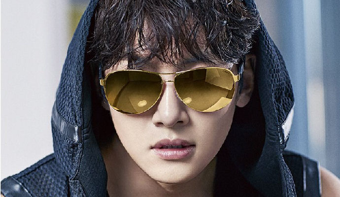 Ji Chang Wook Chosen As Muse For Police 2017 Eyewear