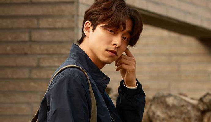 more of gong yoo sharing the quiet of jeju island in april u2019s marie claire