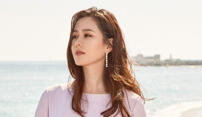 Son Ye Jin Welcomes Summer With Besti Belli Couch Kimchi