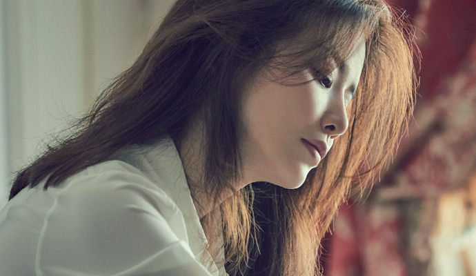 lee bo young is the picture of grace in july 2017 singles