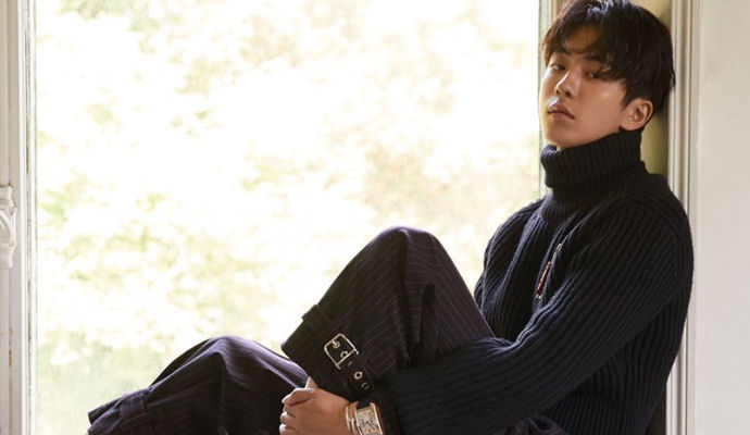 Nam Joo Hyuk Travels To Paris For Cosmo Couch Kimchi