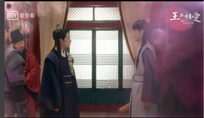 The King Loves episode 33,34 preview: Rip bromance of the