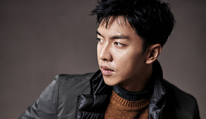 real man lee seung gi is back in december star1 couch