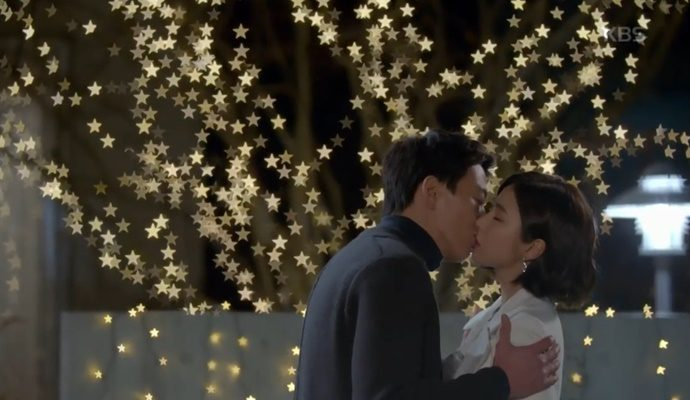 """Kim Rae Won and Shin Se Kyung in First """"Black Knight"""" 