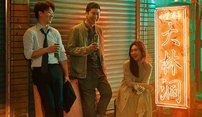 Three Character Teasers & Posters for Upcoming tvN Drama