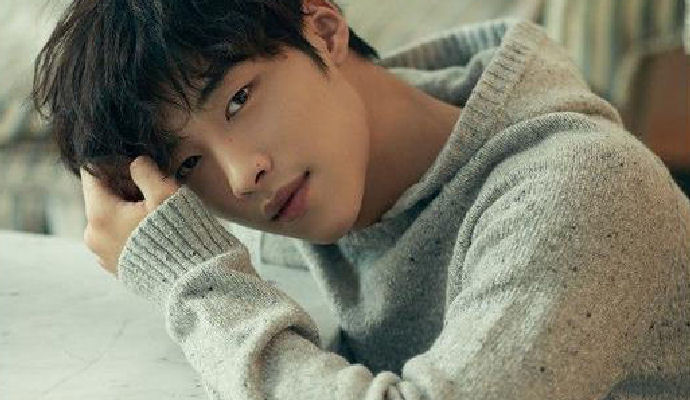 Handsome Woo Do Hwan For High Cut Couch Kimchi